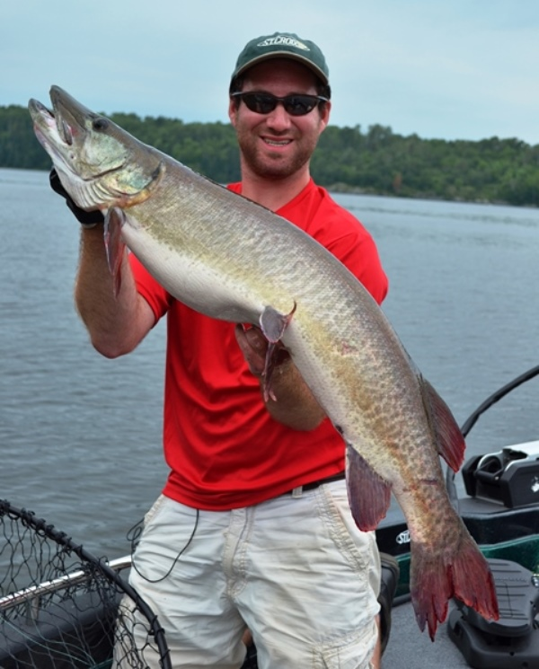 Three lakes and eagle river wisconsin musky fishing guide for Eagle river wi fishing report